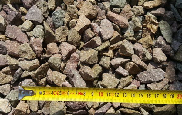 Grys 16-22 mm (porfir)