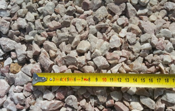 Grys 8-16 mm różowy