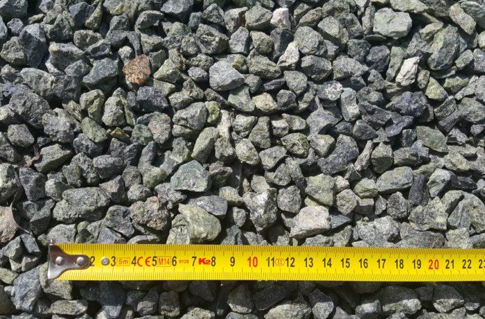 Grys 8-16 mm zielony