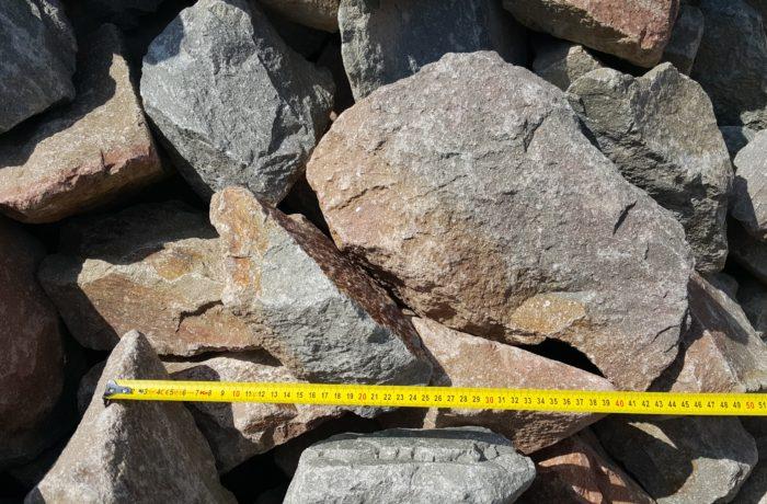 Kamień łamany 90-250 mm (porfir)