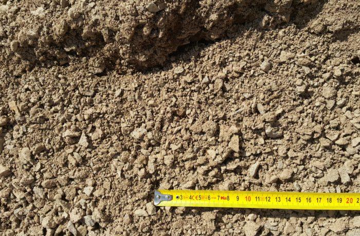 Mieszanka kamienna 0-16 mm (porfir)