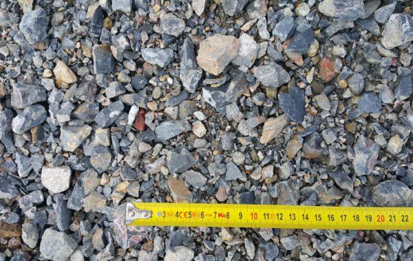 Mieszanka kamienna 0-31 mm (dolomit)