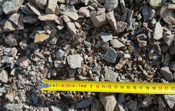 Mieszanka kamienna 0-31 mm (porfir)