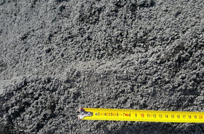 Mieszanka kamienna 0-4 mm (diabaz)