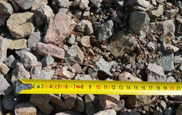 Mieszanka kamienna 0-63 mm (porfir)
