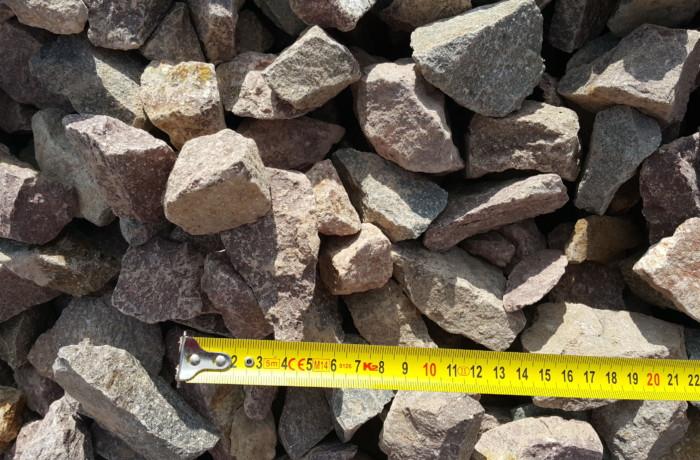 Tłuczeń drogowy 31-63 mm (porfir)